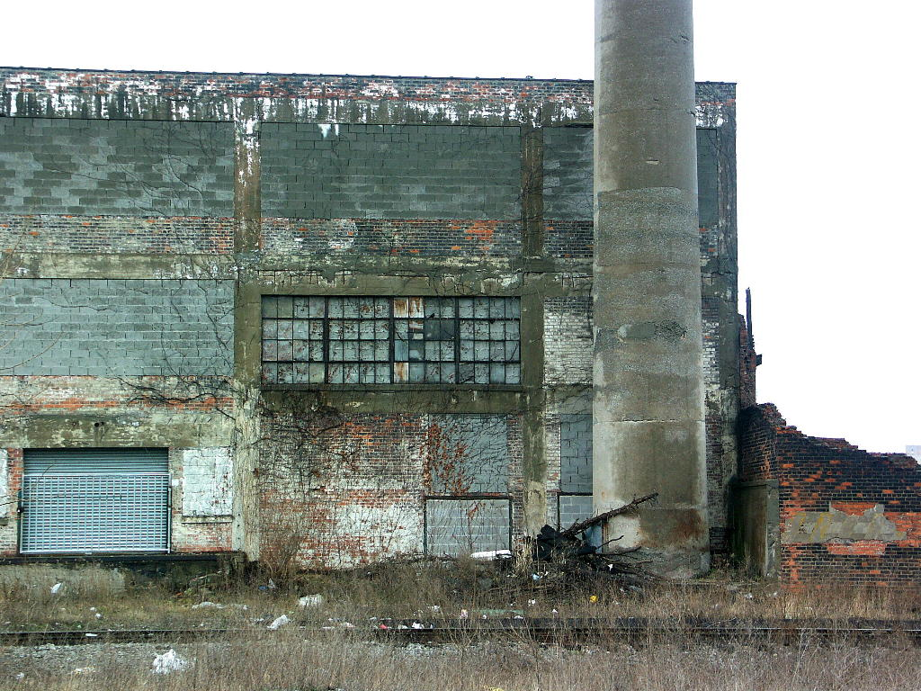 Grand Avenue, North of 94, East Detroit, March 30