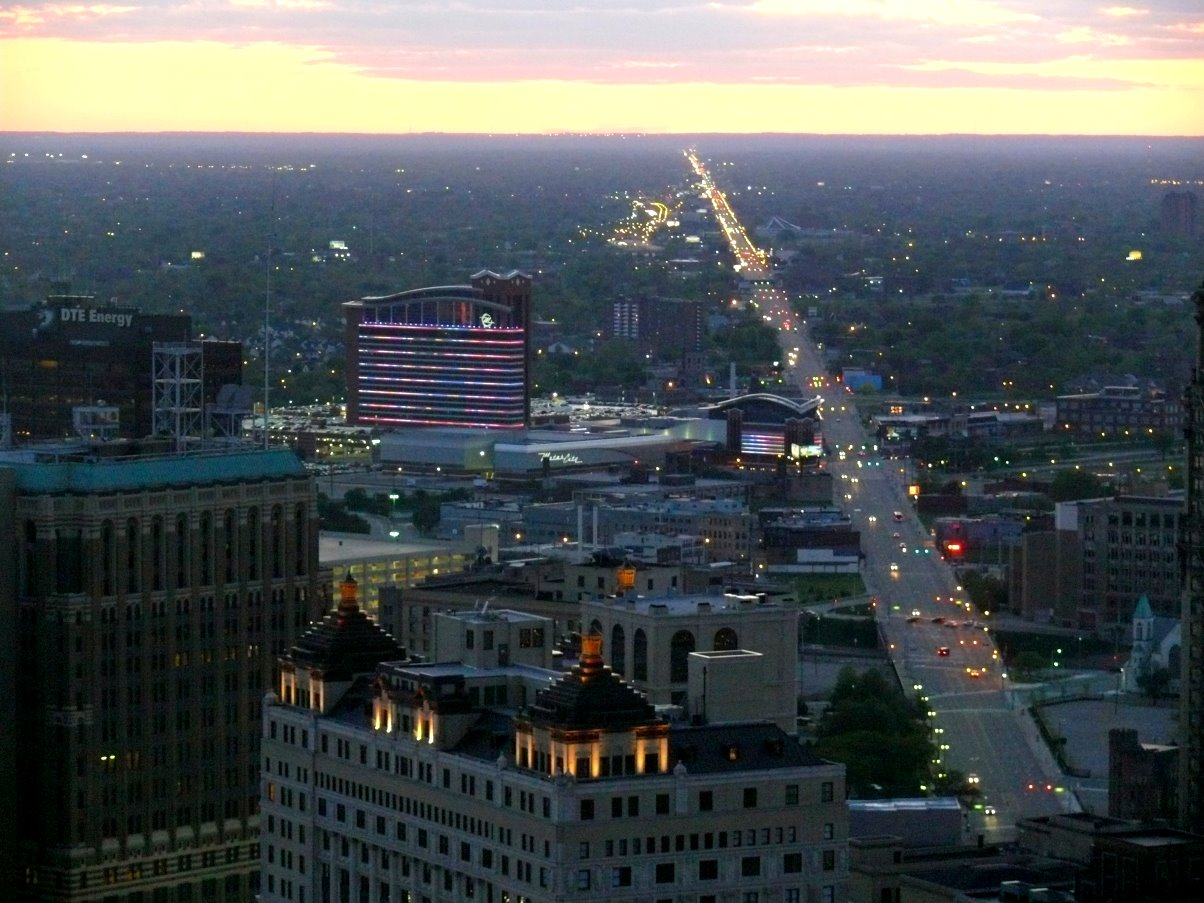 Detroit May 8 9 2010